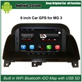 Upgraded Original Car Radio Player Suit to Morris Garages MG 3 MG3 Car Video Player Built in WiFi GPS Navigation Bluetooth