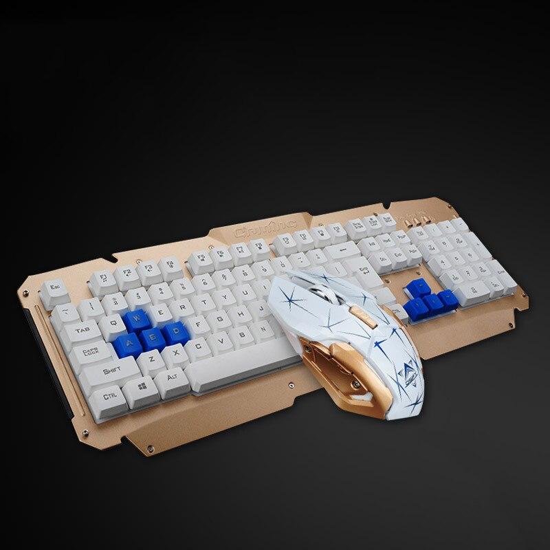 Fonkelnieuw HK1600 2.4GHz Wireless Keyboard And Mouse Set Multimedia DC-68