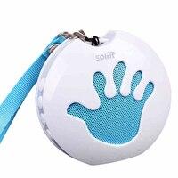 Mini Lautsprecher Mp3-player Karte Radio für fetale bildung Kleine palm kinder musik tragbare lautsprecher radio unterstützung karte