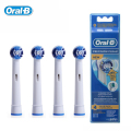 Oral B EB20-4 Genuine  Replaceable Brush Heads Precision Clean Electric Toothbrush Heads 4 heads/pack