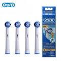 Oral B Precision Clean escova de Dentes Elétrica Cabeças EB20-4 Cabeças de Escova Substituíveis Genuíno 4 cabeças/pack