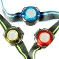 Waterproof 3W LED Headlamp Headlight Camping Fishing Hiking Hunting Riding Head light Cabeza 3Colors