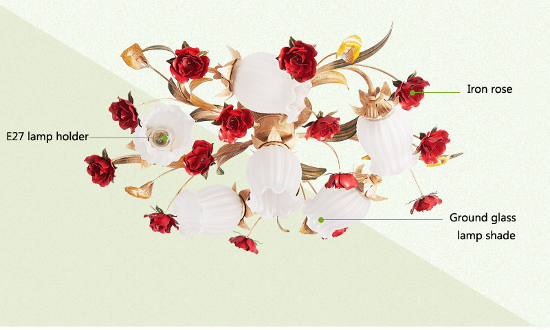 flower ceiling light (18)