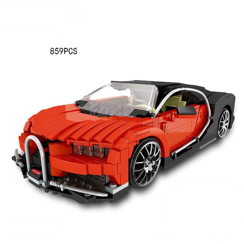 Diamond Bugatti Veyron Super Sport: 859 1:15 Scale Dream Car Bugatti Veyron Red Super Sport