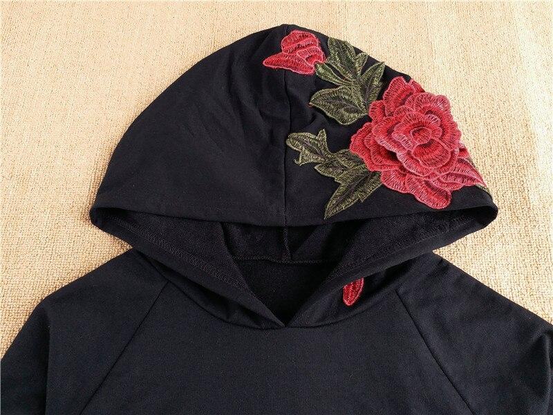 HTB12slDRVXXXXbzapXXq6xXFXXXc - FREE SHIPPING Floral Black Women Sweatshirt Hoodie JKP221