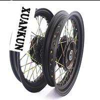 XUANKUN Motorcycle Parts Modified Wheel 300 13 Small Wheel Hub