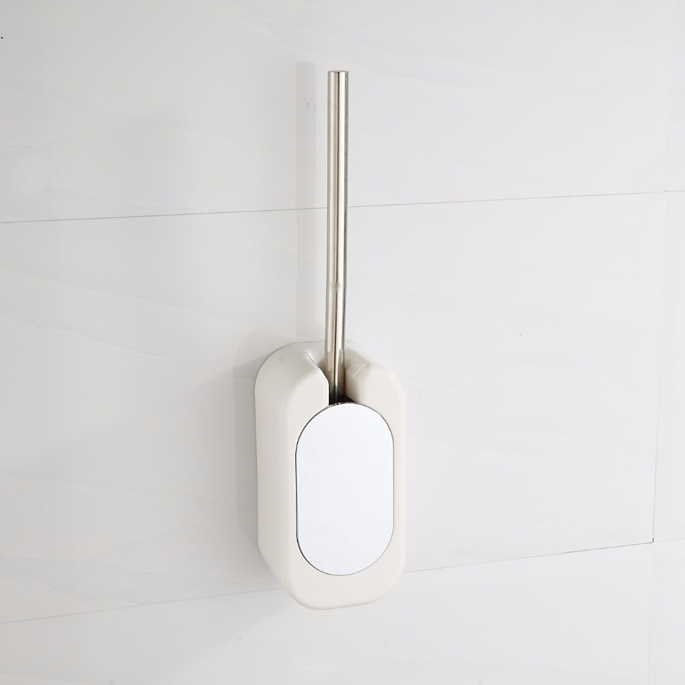 YANJUN Stainless Steel Toilet Brush Holder Bathroom Accessories WC ...