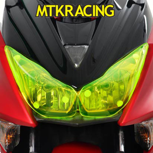 MTKRACING Motorcycle Parts Motorcycle Protective Lens Cover For Yamaha Force155 Force 155 2016-2019