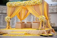 3m*3m*3m Cube Wedding Backdrop Wedding Mandap Wedding Tent for Wedding Decoration Party Decoration
