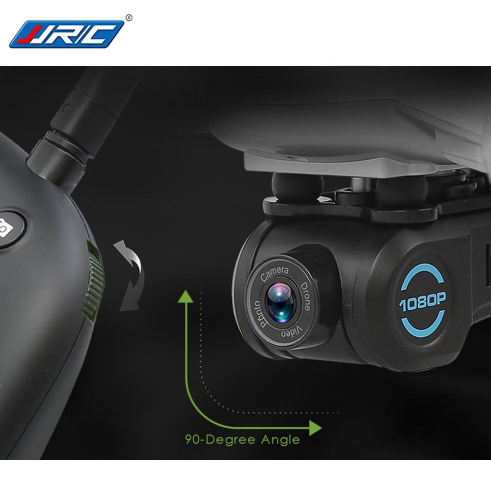Nouveau JJRC JJPRO X5 5G WiFi FPV Professionnel drone rc Brushless GPS Positionnement Maintien D'altitude 1080 P Caméra Avec 3 batteries 1 Sac - 4
