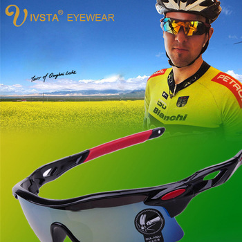 IVSTA Mens Sport Sunglasses Men Male Night Driving Glasses Yellow Biking cycle Myopia Fishing Eyewear 9181