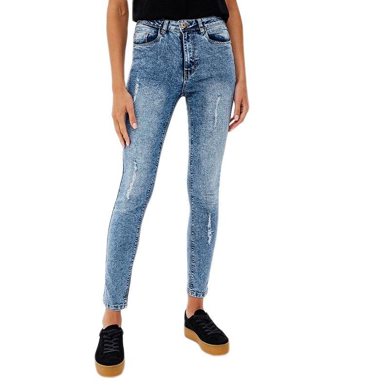 Jeans MODIS M182D00009 pants clothes apparel for female for woman TmallFS jeans befree 1831254757 104 pants women clothes for female apparel tmallfs