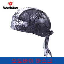 HEROBIKER Motorcycle Mask Headwrap Balaclava Masque Motorsiklet Face Shield Headband Motorbike High Quality Headwear Masque oxygenating masque