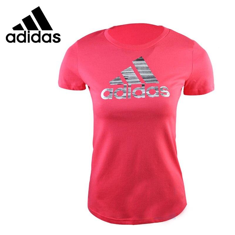Prix pour Original Nouvelle Arrivée Adidas Climalite de Femmes Tricoté T-shirts à manches courtes de Sport