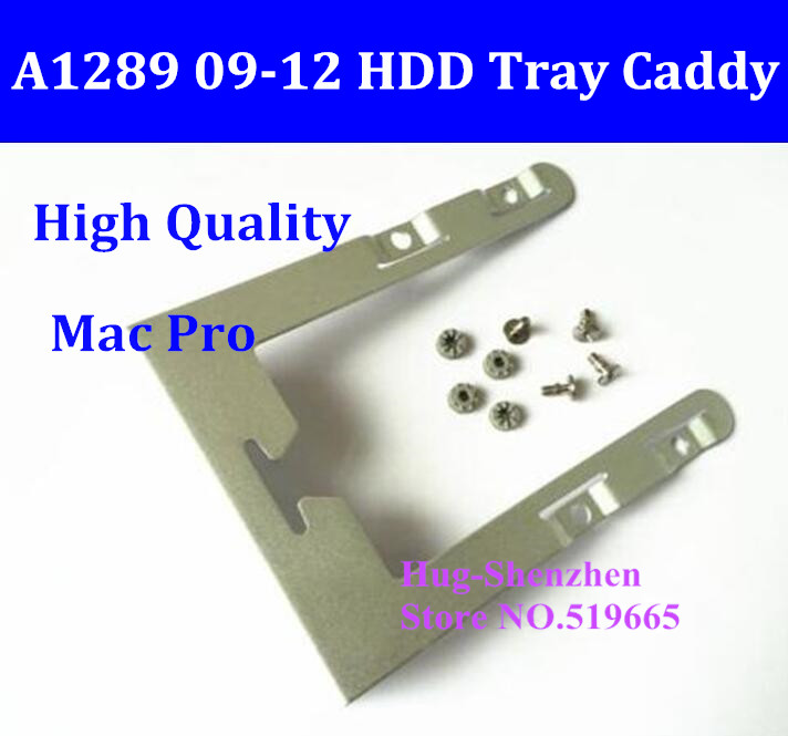 For Mac pro HDD Carrier/Caddy Hard Disk Driver Tray use for A1289 09-12 machine also have video card 7300gt 8800gt gtx285 A1289 кабель питания 20 shippment mac pro g5 mac 6pin 2 pci e 6pin 4500 gtx285 hd4870 hd5770 gtx285