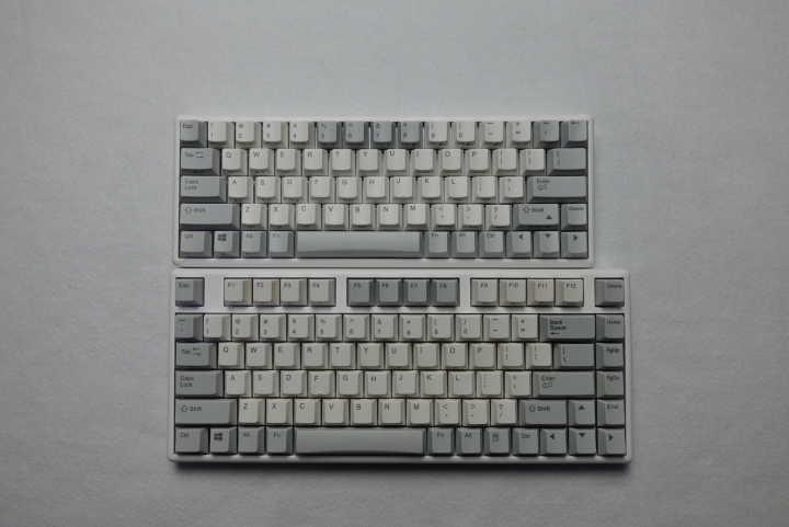 capacitivo 35g 45g teclado programável 66 chave realforce estrutura
