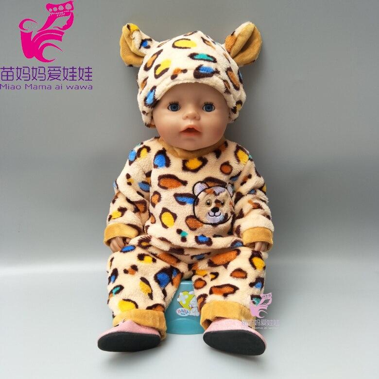 43cm Bayi lahir pakaian boneka kartun ayam set untuk 18 inch zapf - Boneka dan aksesoris - Foto 6