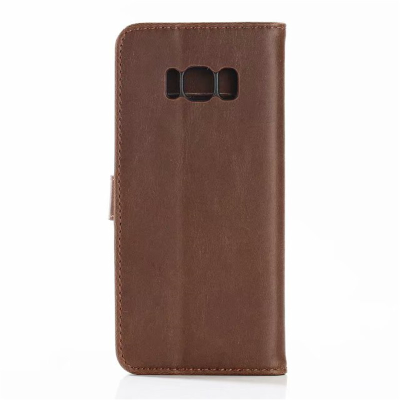 796aea0ce801f Garnitur dla Samsung GalaxyS8 Plus. Wysokiej jakości skórzany portfel case