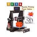 Обновленный полный 3D-принтер Reprap Prusa i3 DIY MK8  ЖК-дисплей  не работает  принтер для повторной печати  3D-принтер