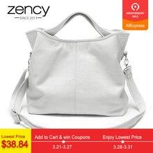 fb5bab6f48d54 Zency Großhandel Mode Frauen Handtasche 100% Echtem Leder Damen Casual  Trage Tasche Charme Schulter Messenger