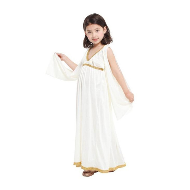 2017 New Kids Girl Rome Princess Costume Children Girls Egypt Cosplay Costumes Halloween Carnival Party Dress  sc 1 st  AliExpress.com & 2017 New Kids Girl Rome Princess Costume Children Girls Egypt ...