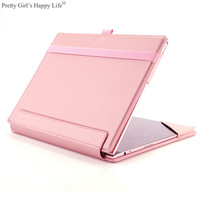 For Lenovo YOGA A12 Tablet Case Flip Leather Cover For Lenovo YOGA A12 12.0 inch Slim Stand Cases Capa Funda+Stylus