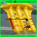 2016 Hot sale made in China inflatable Tarpaulin Inflatable flying fish , Inflatable Water Games Float flying fish