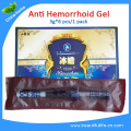 6 Pcs=1 pack external hemorrhoids, Anti-hemorrhoids gel, haemorrhoids plaster, anti piles gel, herbal Hemorrhoids Cream