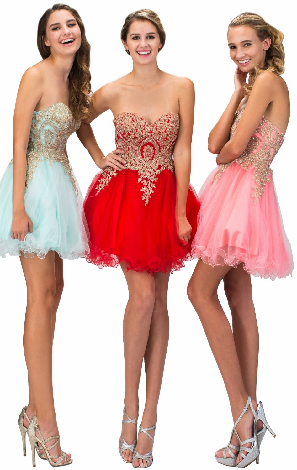 K fashion prom dresses backless