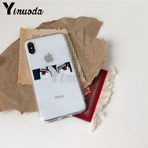 Image 4 - Yinuoda Anime Naruto Eyes Sharingan TPU Soft Silicone Phone Case Coque for iPhone Xr XsMax 8 7 6 6S Plus Xs X 5 5S SE 5C Cases