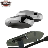 Motorcycle Accessories Wind Shield Motorcross Brake Handle Guard Cover For Honda CB CBR 300 599 600