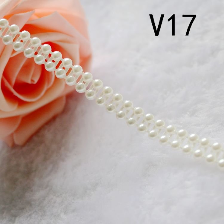Imitation Pearls Chain Flat Back Many Styles To Choose One Roll Per Lot White And Ivory Color High Quality isaac baah links between leadership styles and service quality