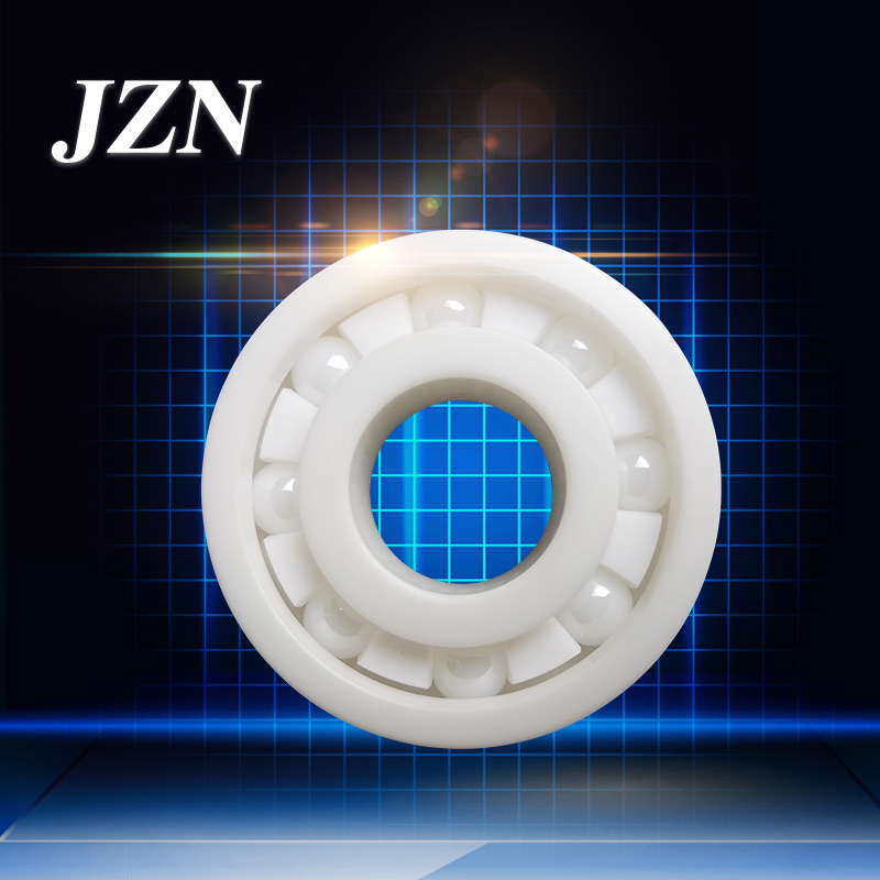 Free Shipping 608 6000 6001 6002 6003 6004 6005 6006 6007 6008 6009 6010  Zirconia With Cage / Seal / Full Ball Ceramic Bearing