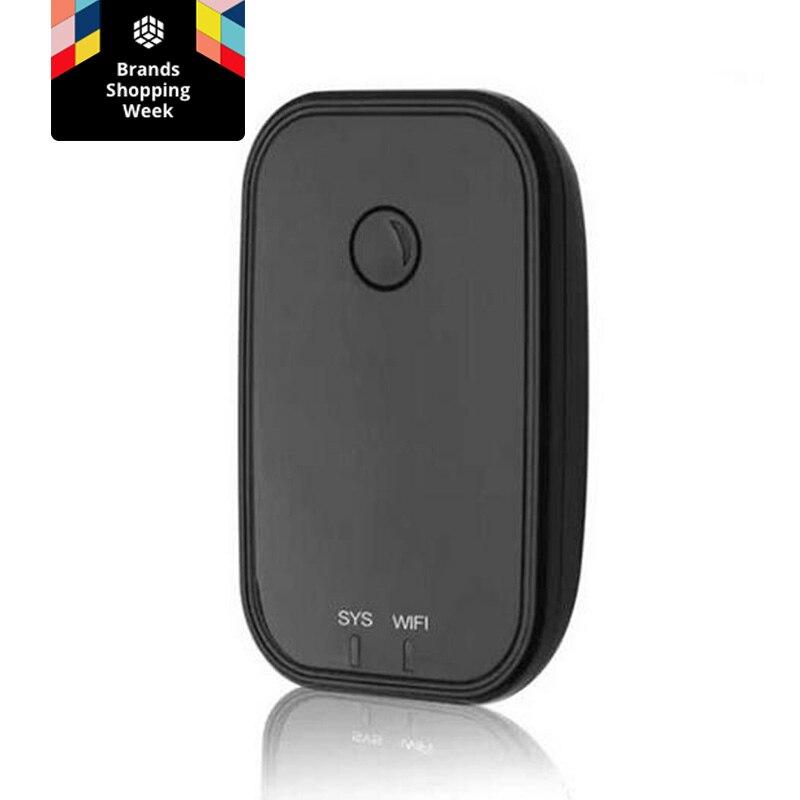 TT la App electrónicos WiFi Bluetooth Control de puerta de entrada en la tienda de Color negro