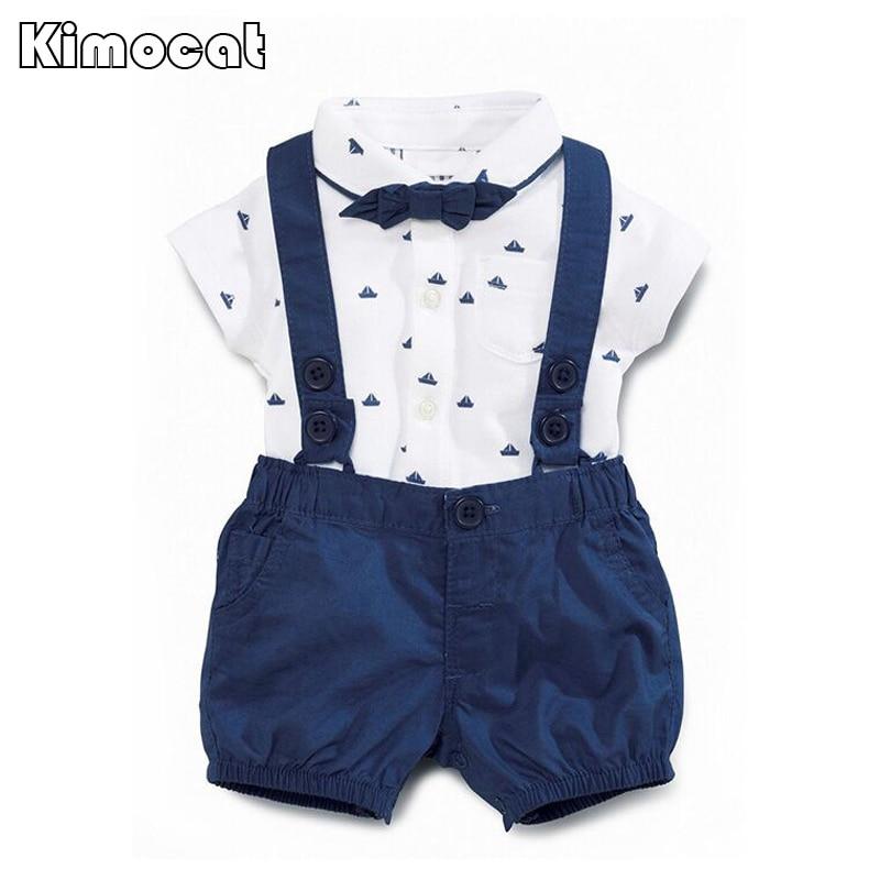 Komplety wypoczynkowe dla dzieci odzież dla dzieci baby boy suit - Odzież dla niemowląt - Zdjęcie 2