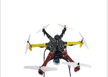 Control Remoto de $ number ejes Aviones RC RTF Helicóptero Drone con AT10 550 Marco APM2.8 Regulador de Vuelo FPV Aérea PTZ UFO F05114-AP