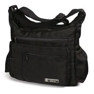 Image 3 - 2020 Men Sport Shoulder Bags Waterproof Crossbody Bag Leisure Oxford Cloth Casual Travel Man Messenger Bag