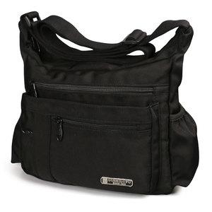 Image 3 - 2020 erkekler spor omuz çantaları su geçirmez Crossbody çanta eğlence Oxford kumaş rahat seyahat adam askılı çanta