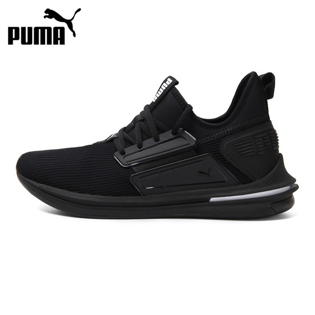 aca7eca9461bb Original New Arrival 2018 PUMA IGNITE Limitless SR Men s Skateboarding  Shoes Sneakers