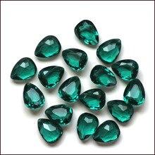 StreBelle 16x12mm Crystal Superior AAA Drop Rhinestones Beads Flat back no hole DIY jewelry 20pcs wholesale