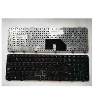 US laptop Keyboard for HP DV6 DV6T DV6-6000 DV6-6100 DV6-6200 DV6-6b00 dv6-6c00 Black English NSK-HWOUS OR 665937-251