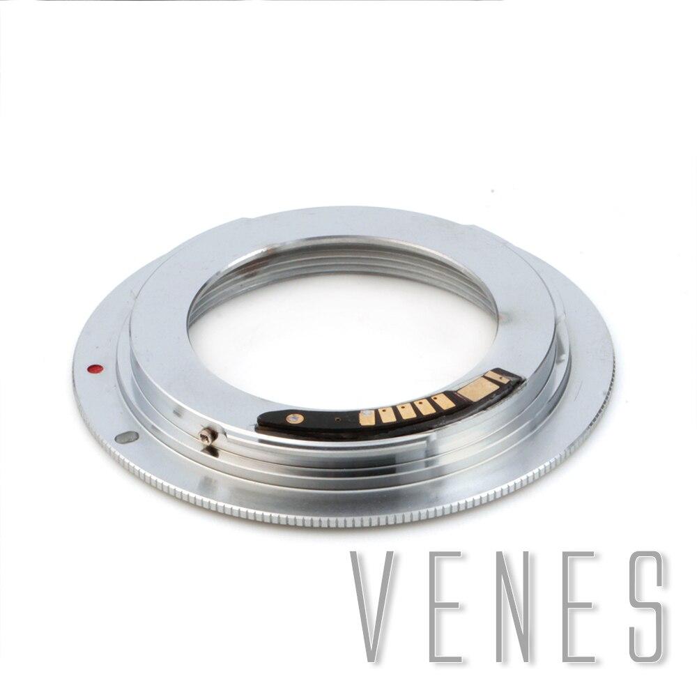 Pixco Adaptador para Leica Lente Canon EOS R M RF montaje Marco Completo Sin Espejo