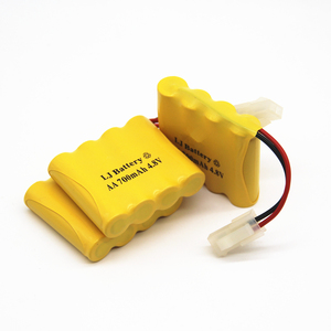 3pcs/packaging 4.8V 700mAh 240