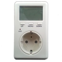 Digital Electricity Energy Meter Tester Monitor indicator Voltag Power Balance Energy saver Meter WF D02A EU plug Germany France