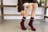 2018 new arrive fashion Women socks high quality 8pcs/set LX838