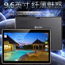 Neue original 9,6 zoll Original 3G Anruf Android Quad Core Android IPS Tablet WiFi 2G16G 7 8 9 10 android tablet 5 Mp kamera