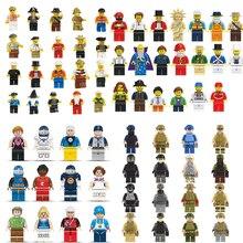 Статуя город действия персонажа Наруто рисунок Строительные блоки Устанавливает Кирпичи Классические модели детские игрушки подарок Marvel Совместимость Legoe