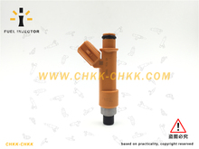Fuel injector for Mitsubishi Pajero 297500-0080 good quality 297500 0080