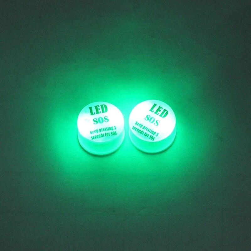 Primeros Auxilios al aire libre portátil de luz de camping señal de auxilio SOS luz led blanca para rescate de montaña de iluminación de alta cantidad Luz de trabajo con reflector LED con carga USB, foco recargable, batería 2*18650 o 4 * AA, luces de inundación al aire libre para Camping de emergencia