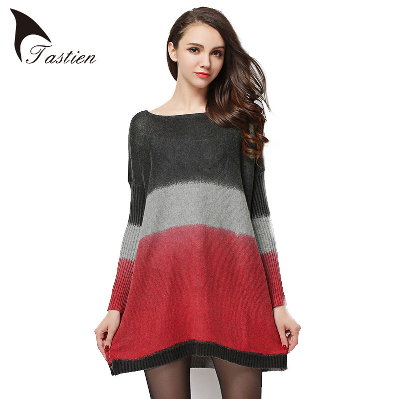 2018 New Wool Swethers Sexy Women Knitted Sweater Large Size For Fat Thin Fashion Letter Print Pullovers Lady Knitwear Plus Size ...